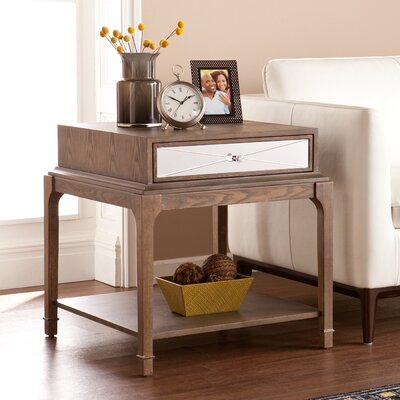 Darby Home Co Roquefort End Table