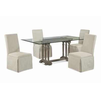 Rosalind Wheeler Scottville 5 Piece Dining Set
