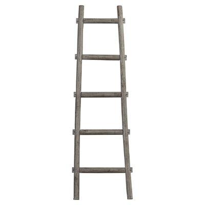 One Allium Way Wooden Ladder