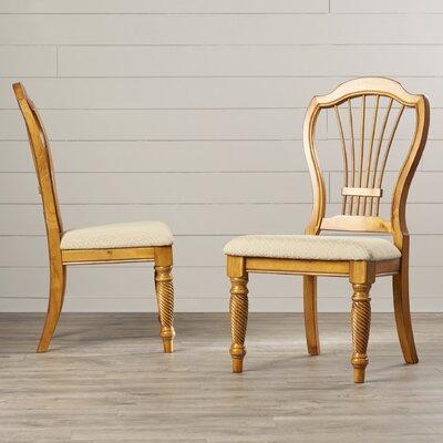 One Allium Way Halton Side Chair (Set of 2)