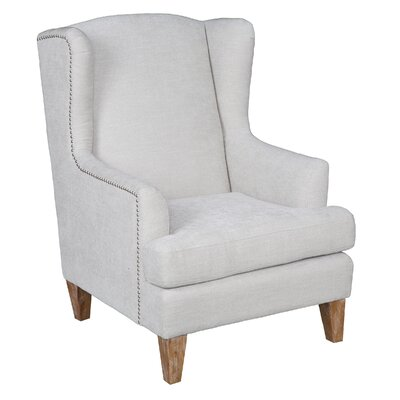 One Allium Way Epine Wingback Chair