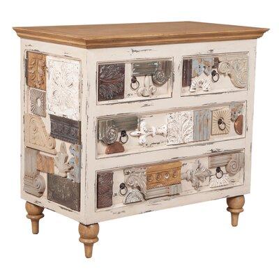 One Allium Way Greenville 4 Drawer Dresser