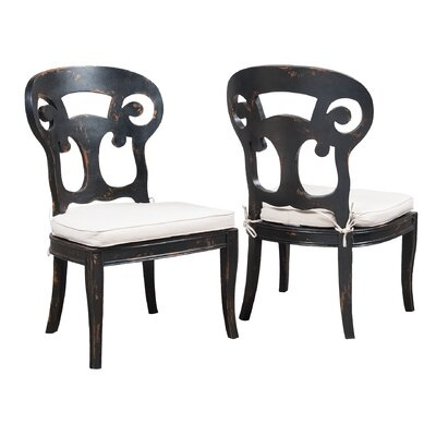 One Allium Way Louanne Side Chair (Set of..