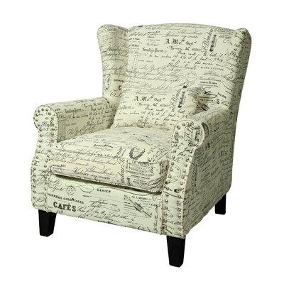 One Allium Way Hazen Titouan Arm chair
