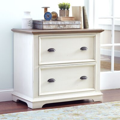 One Allium Way Coolidge 2-Drawer File Cabinet