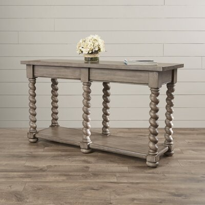 One Allium Way Savane Console Table