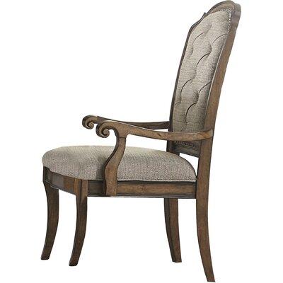One Allium Way Maisonneuve Arm Chair (Set of 2)