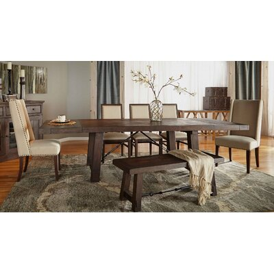One Allium Way Montcerf Extendable Dining Table