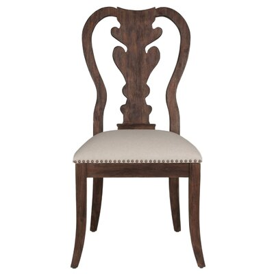 One Allium Way Montcerf Lotus Side Chair (Set of 2)