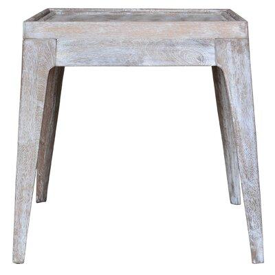 One Allium Way Lavender End Table