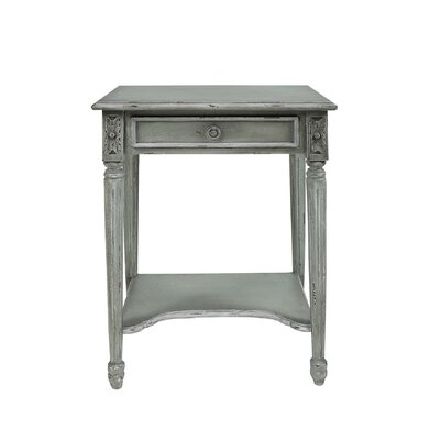 One Allium Way Letellier End Table