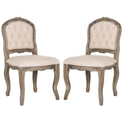 One Allium Way Tondreau Side Chair (Set of 2)
