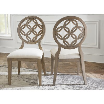 One Allium Way Mousseau Side Chair (Set of 2)