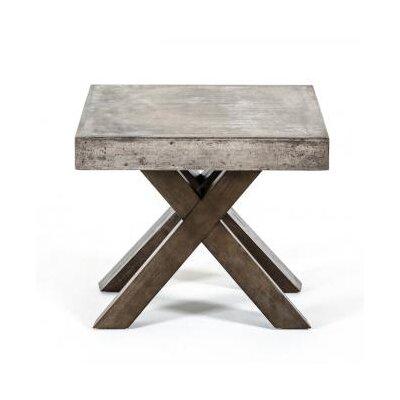 One Allium Way Beaubien End Table