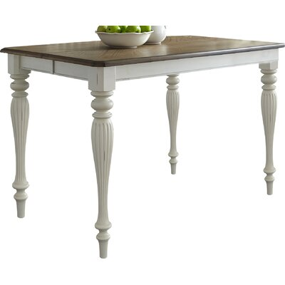 One Allium Way Montelimar Gathering Extendable Dining Table
