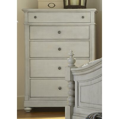 Beachcrest Home Stamford 5 Drawer Chest