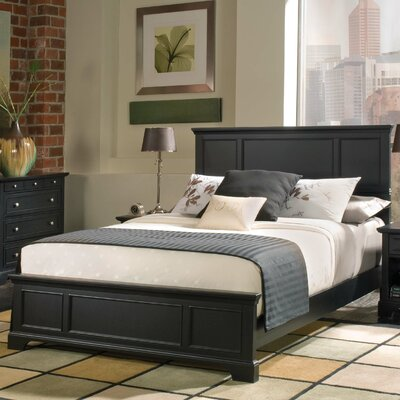 Beachcrest Home Perth Amboy Queen Panel Bed