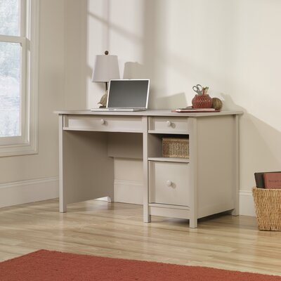 Beachcrest Home Bithlo 3 Drawer Writing Desk