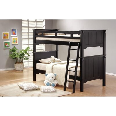 Three Posts Astoria Twin Futon Bunk Bed