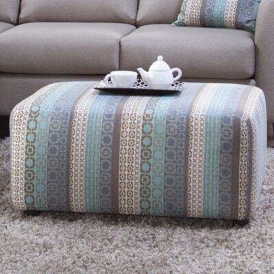 Beachcrest Home Serta Upholstery Sandcliff Ottoman