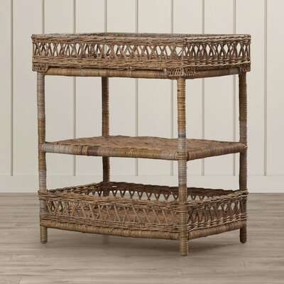 Beachcrest Home Ajani 3 Tier Rack