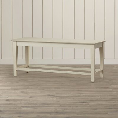 Beachcrest Home Silver Springs Kitchen Bench