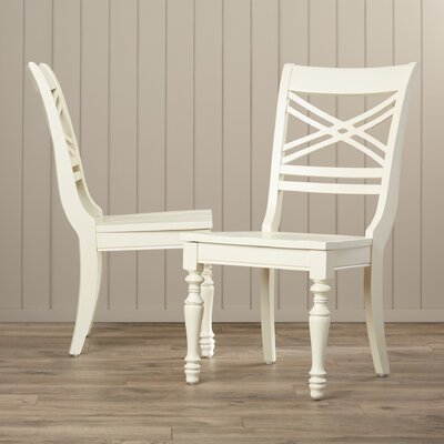 Beachcrest Home Vassar Side Chair (Set of 2)