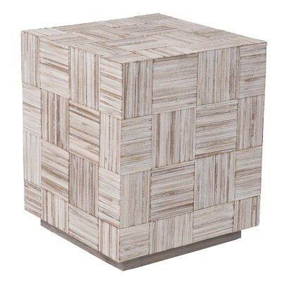 Beachcrest Home Chinook End Table