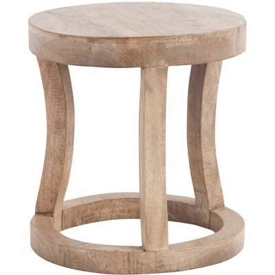 Beachcrest Home Burbank End Table