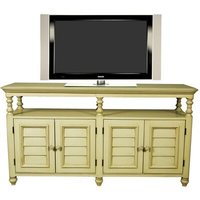 Beachcrest Home Vassar TV Stand