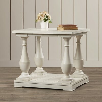 Beachcrest Home Sandalfoot End Table