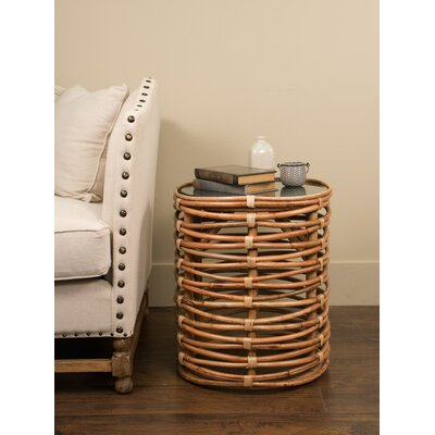 Beachcrest Home Rockport End Table Image