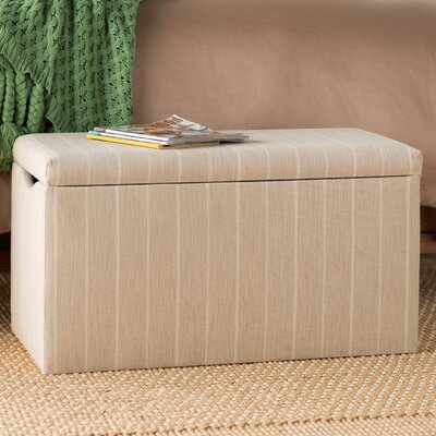 Beachcrest Home Osage Cotton Upholstered ..