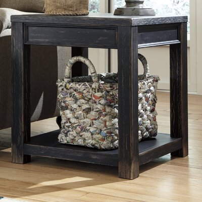 Beachcrest Home Calvin End Table