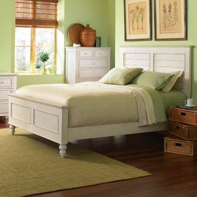 Beachcrest Home Vassar Panel Bed