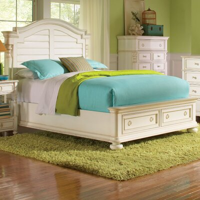 Beachcrest Home Vassar Platform Bed