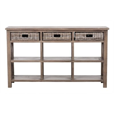 Beachcrest Home Cunningham Console Table