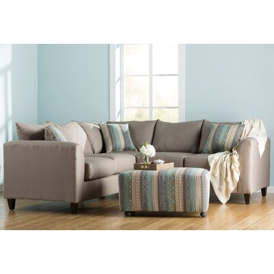 Beachcrest Home  SEHO3208 Janet Sectional