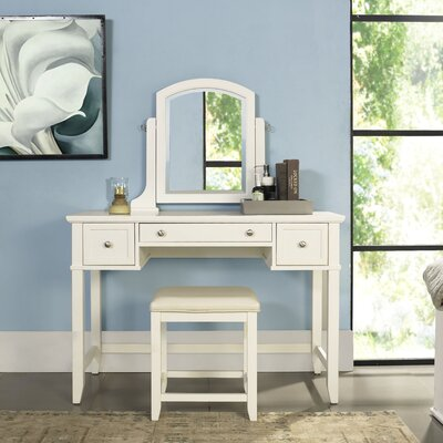 Beachcrest Home Manette Vanity