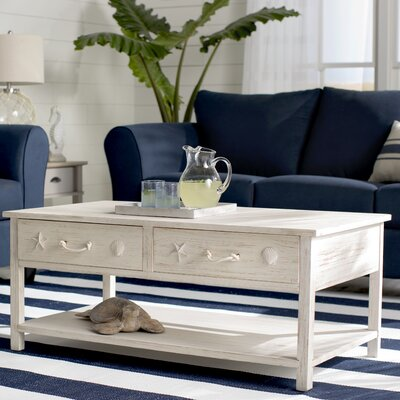 Beachcrest Home Barlow Coffee Table