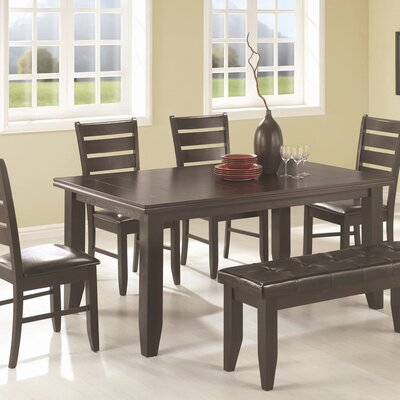Loon Peak Castle Cliff Dining Table