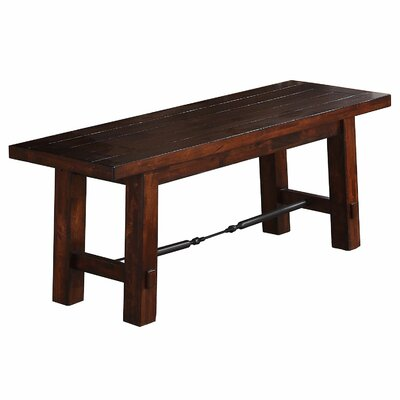 Loon Peak Seiling Wood Kitchen Bench