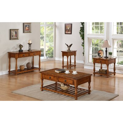Three Posts Coffee Table Set