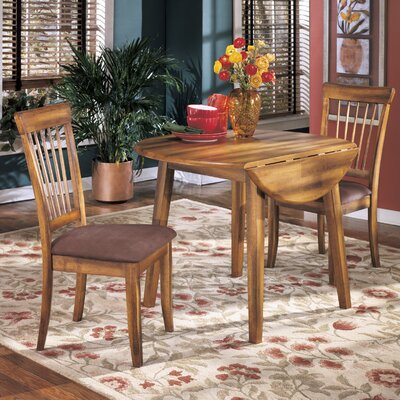 Loon Peak Kaiser Point 3 Piece Dining Set
