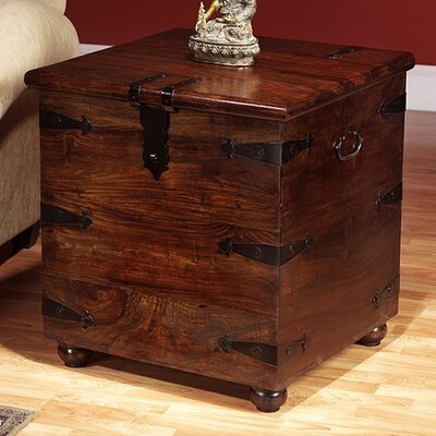 Loon Peak Shishaldin End Table