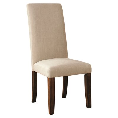Loon Peak Newdale Side Chair with cushion (Set o..