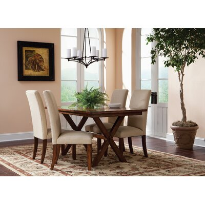 Loon Peak Siskiyou 5 Piece Dining Set