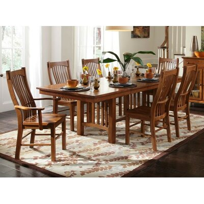 Loon Peak 7 Piece Dining Set