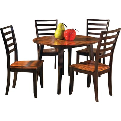 Loon Peak Frazer Double Drop Leaf Dining Table