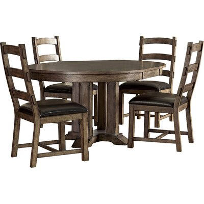 August Grove Aylin Extendable Dining Table